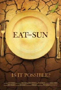 Eat the Sun -- sungazing Yes, I did this under the supervision of an optometrist. I completed the 9 month cycle and now I ground with the earth. I strongly recommend this but only under the supervision I had. There are risks so do your homework before you start.