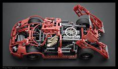 Lego Technic Porsche 917K 1970: A LEGO® creation by Ming Thein : MOCpages.com