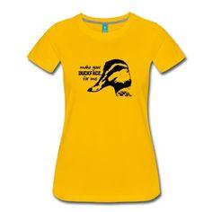 """""""Make your Duckface for me"""" Witziges Shirts und Geschenke mit Ente."""