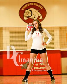 volleyball individual picture