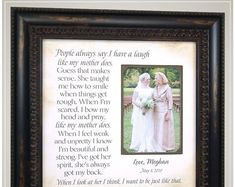 Celebrating the Special Moments in Your LIfe by PhotoFrameOriginals Mother Of The Bride Gift from daughter. Thank You Gift For Parents, Wedding Gifts For Parents, Wedding Thank You Gifts, Unique Wedding Gifts, Personalized Wedding Gifts, Bride Gifts, Rustic Wedding Photos, Wedding Picture Frames, Wedding Frames
