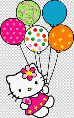 Hello Kitty Balloons Logo Vector Graphic Hello Kitty for Hello Kitty Birthday Background Vector - Find your Favorite Wallpapers! Hallo Kitty, Hello Kitty Car, Hello Kitty Themes, Hello Kitty Pictures, Hello Kitty Birthday, Sanrio Hello Kitty, Hello Kitty Theme Party, Hello Kitty Backgrounds, Hello Kitty Wallpaper