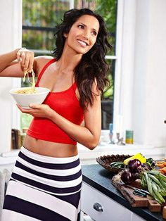 The Top Chef host has cooked up the perfect plan that lets her indulge in her favorite foods and stay in great shape. Find out Padma Lakshmi's secrets to eating so well while looking this good.   Don't forget to tune in to Top Chef Season 11 in New Orleans Wednesdays at 10 p.m. ET/PT on Bravo!