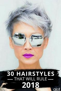 With 2018 comes a new slew of trendy hair styles. Here are the hair style trends you're going to see everywhere this year!