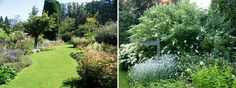 Gardens at Highclere Castle ~ Downton Abbey