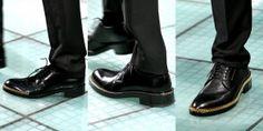 Raf Simons Spring/Summer 2012 chain shoes