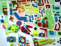 8 Platform, Urban, Projects, Log Projects, Blue Prints, Heel, Wedge, Heels