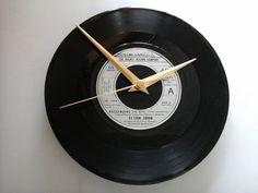 "Elton John- passengers     7""  vinyl record clock  £6.99"