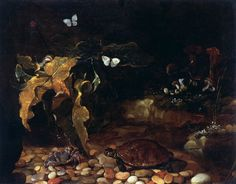 Paolo Porpora Tortue et crabe Datebefore on canvasCurrent location Museum of Fine Arts of Nancy A4 Poster, Poster Prints, Naples, Morning Music, Sunday Morning, Cello Music, Early Music, Chiaroscuro, Vintage Artwork