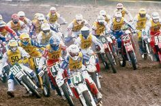 47 Vimond;48 Kervella;50 Fura;39 Semics,61 Van Doorn,5 Martens, 23 Mahr,78 Nilson,9 Niedermayer,73 Martens