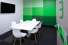 Global advertising firm TNS has moved into a new office in Sydney with the help of design firm The Bold Collective.