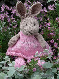 Roze konijntje