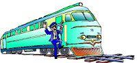 Chistes de matrimonio - Coche-cama de un tren.