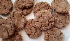 Biscuits au gingembre moelleux (miam!) Nutrition, Cookies, Plein Air, Moment, Voici, Chocolate, Desserts, Fluffy Biscuits, Favorite Recipes
