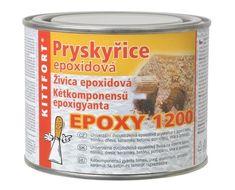 Kittfort Epoxy 1200 400 g * univerzální dvousložková epoxidová pryskyřice1 Coffee Cans, Epoxy, Resin, Creativity, Ideas, Thoughts