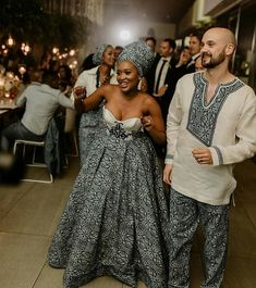 African Print Wedding Dress, African Wedding Attire, African Print Dresses, African Attire, African Dress, Xhosa Attire, Bride Reception Dresses, White Wedding Dresses, Designer Wedding Dresses