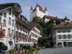Old town of Thun