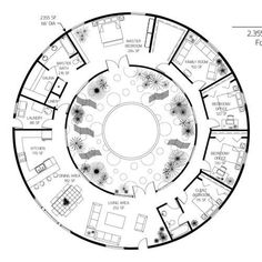 Ground plans of monolithic domes Fresh round house plans Floor plans Dl Monolithic dome Institute fo Cob House Plans, Round House Plans, House Floor Plans, Monolithic Dome Homes, Geodesic Dome Homes, Round Building, Building A House, Natural Building, Green Building