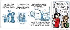 The Academic Fairy Tale