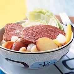 Ham Boiled Dinner
