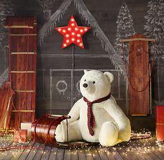 ATELIER RUE VERTE le blog: Ambiances de Noël pour enfants by Baby