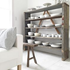 Love this shelf from @Countryroadliving Instagram