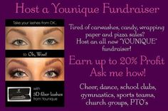 want to do a fun and easy and profitable fundraiser!?!  Contact me!!!! http://www.youniqueproducts.com/KimMcGuire