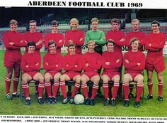 1969 Aberdeen football club