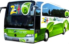 Brazil's World Cup Buses to Run on #Recycled Cooking Oil #Biofuel