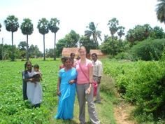 Meet Margot Kuyper from the Netherlands. In 2008 she conducted an internship with AMAIDI's partner SINAM in Thiruvannamalai, Tamil Nadu in South-India.