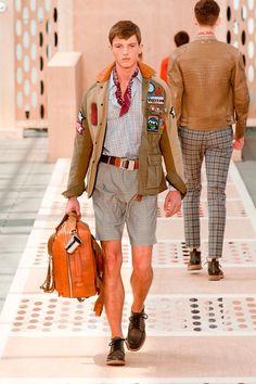Louis Vuitton ss 14