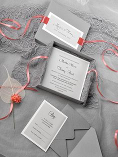 Custom listing 100 Box & Lace Wedding por forlovepolkadots en Etsy