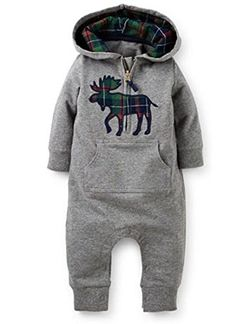 EGELEXY Infant Baby's Winter or Autumn Thicken Baby Clothes Climb Romper Grey Winter Baby Boy Girl Rompers Newborn Baby Long-Sleeved Clothes Romper Kids Jumpsuit Brand New Type: Baby Ropmers Material: Cotton Read Baby Outfits, Niñas Carters Baby, Baby Shoot, Style Baby, Winter Baby Boy, Jumpsuit For Kids, Girls Rompers, Baby Rompers, Cute Baby Clothes