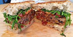 Italienische Burger, ein leckeres Rezept aus der Kategorie Snacks und kleine Gerichte. Bewertungen: 18. Durchschnitt: Ø 4,3.