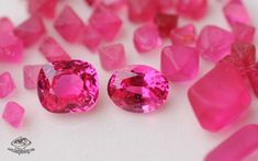 Articles about ruby, sapphire, spinel and gemology. Ruby Sapphire, All Gems, Stones And Crystals, Gem Stones, Minerals And Gemstones, Gemstone Colors, Precious Metals, Fine Jewelry, Gift Suggestions