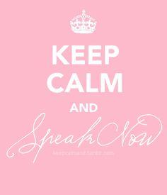 pink keep calm