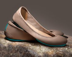 Introducing Taupe | Tieks - The Ballet Flat, Reinvented