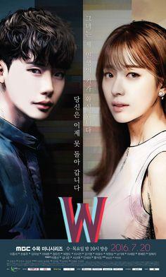 W (2016) Lee Jong-Suk, Han Hyo-Joo
