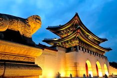 Official Site of Korea Tourism Org.: How to tour Korea : Korea City Tours South Korea Travel, Asia Travel, Cool Places To Visit, Places To Go, Seoul Itinerary, Korea Tourism, Famous Monuments, Tour Tickets, New York Post