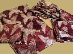 16 Piece Set Elegant Hollywood, Art Deco Curtains Drapes with Valances