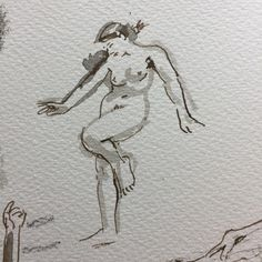 Happy Women #art #fineart #drawing #draw #Breakingwheel #picture #artist #ink #wash #vr #paper #pen #pencil #artsy #instaart #beautiful #instagood #gallery #dance #creative #photooftheday #instaartist #woman #artofheday #davidglynn #d_glynn #artforsale