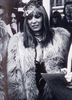 My style icon Anita Pallenberg