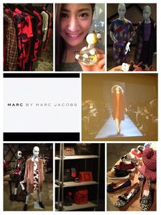 【 ☆ファッション最新情報☆ 『MARC BY MARC JACOBS/マークバイマークジェイコブス』プレスお披露目展示会へ! F/Wコレクションをご紹介♪】 Timeline Photos, Marc Jacobs, Ruffle Blouse, Beauty, Women, Fashion, Moda, Fashion Styles, Beauty Illustration