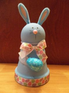Great table centerpieces for easter.