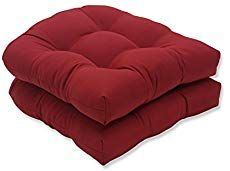 Looking for Pillow Perfect Pompeii (Set Wicker Seat Cushions, Red Solid ? Check out our picks for the Pillow Perfect Pompeii (Set Wicker Seat Cushions, Red Solid from the popular stores - all in one. Adirondack Chair Cushions, Patio Furniture Cushions, Outdoor Seat Cushions, Outdoor Dining Chair Cushions, Patio Seating, Outdoor Furniture, Buy Pillows, Perfect Pillow, Pompeii