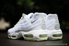 sports shoes f02de 1d7ea tienda de deportes Nike Air Max 95 PRM Tape Blanco Geyser Gris-Lab Verde