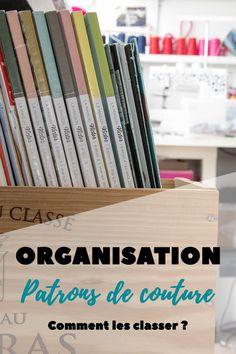 Organisation patrons de couture