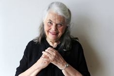 """A professional actress since 1952, Ms. Smith has never been busier, now coming to Playwrights Horizons in the futuristic """"Marjorie Prime."""""""