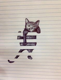 35 Cool And Creative Drawing Ideas For Teenagers