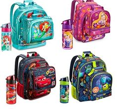 Back to school with Disney backpacks b604e52042558